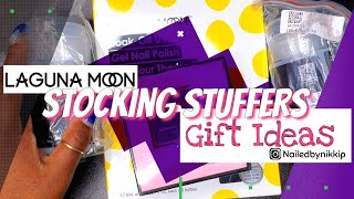 LAGUNA MOON | stocking stuffers & gift ideas | Nail Goodies | Nail Mail Unboxing