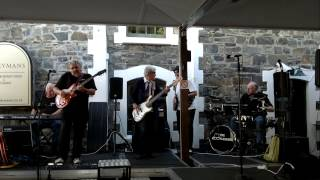 The Bootleggers Blues Band Live at The Ferryman