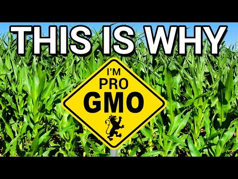 This is why I'm PRO GMO