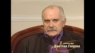 Михалков: Если слава тебя меняет, значит, идет не впрок, мешает и разрушает как личность
