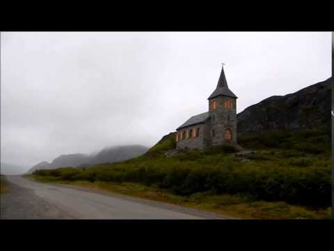 Trip along the Russian-Norwegian border