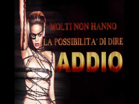 Russian roulette traduzione italiano