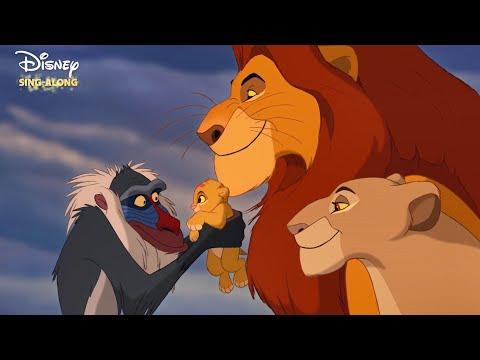 Circle Of Life | The Lion King Lyric Video | DISNEY SING-ALONGS