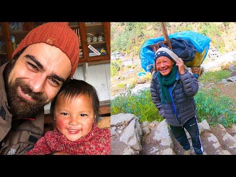 Nepal'de Everest Ana Kampı Yürüyüşü: Yavaş Yavaş Yüksek Köylere Çıkıyoruz!