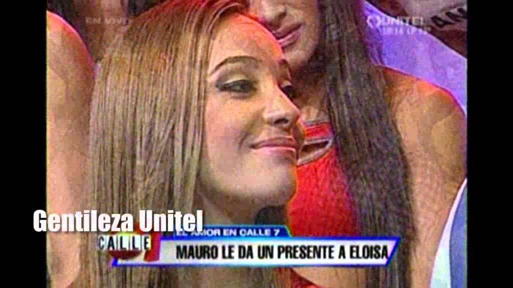 Download Cupido ronda a la presentadora de Calle 7 Eloísa Gutiérrez