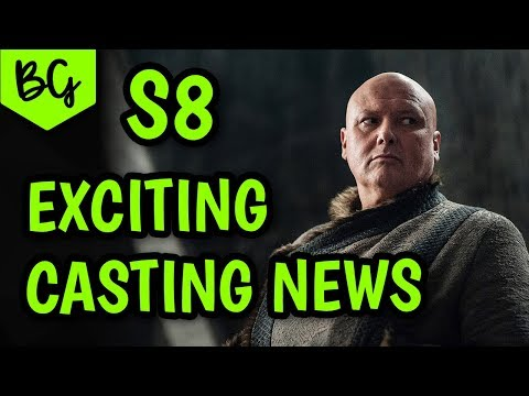 Game of Thrones S8 Casting News Speculation