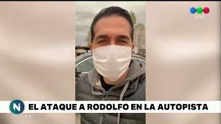 El ATAQUE a RODOLFO BARILI en la AUTOPISTA
