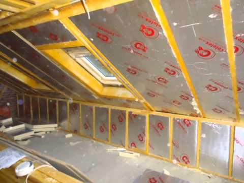 Edinburgh & Fife attic/loft conversions, Glenlockhart Valley