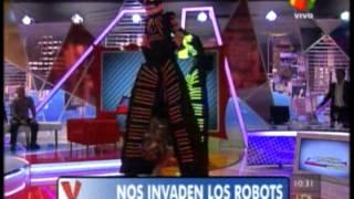 ROBERMAN EN AMERICA TV
