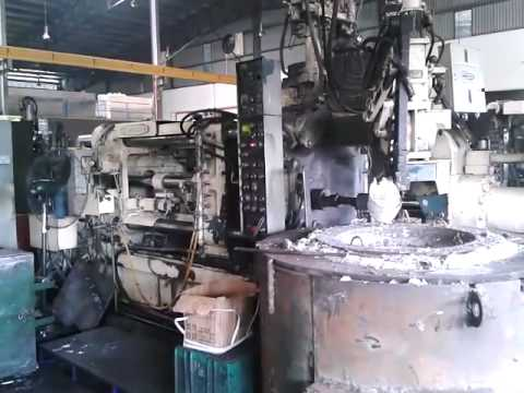 350 Ton Toshiba Die casting Machine for Sale.mp4