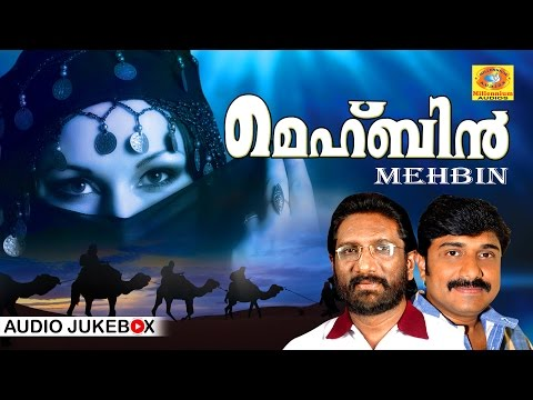 Superhit Mappila Songs | Mehbin | Malayalam Mappilapattukal | Jukebox