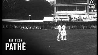 England Vs South Africa (1929)