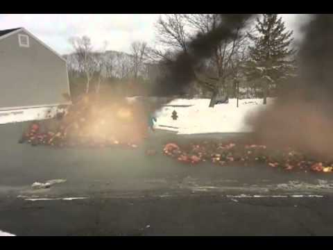 MAINE GETS HIT BY METEOR! PLEASE SHARE!