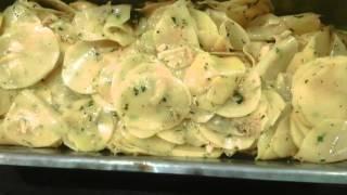 ГАРНИР - сливочный картофель(, 2016-02-07T19:28:28.000Z)