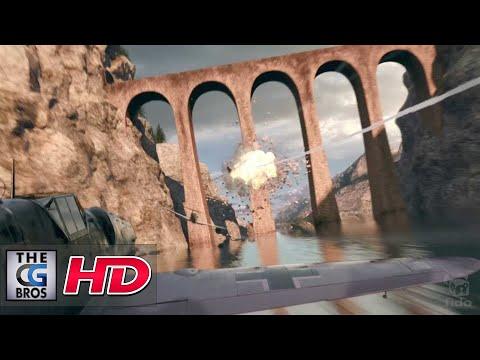 "CGI Animated Trailer HD: ""World of Warplanes"" by Fido"