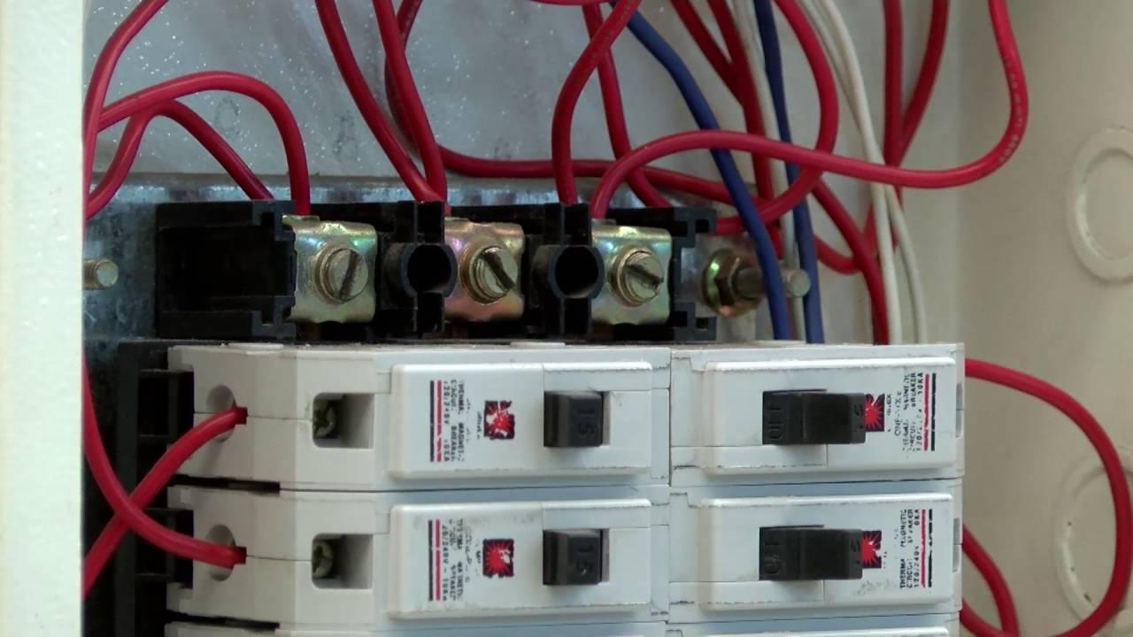 caja de fusible h100 como manipular con seguridad la caja de fusibles hogar #7