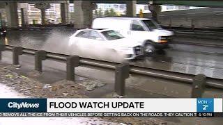 GTA Flood Watch Update