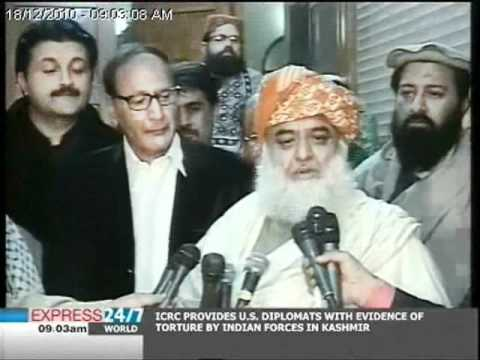 PML-Q, JUI-F leaders meet to discuss political situation in Pakistan