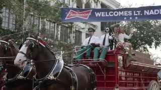 """Budweiser Super Bowl XLVIII – """"A Hero's Welcome: Full Story"""""""