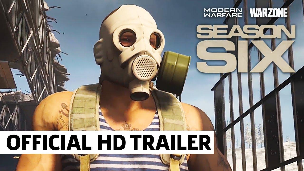 Call Of Duty: Modern Warfare & Warzone - Season 6 Battle Pass Trailer - GameSpot