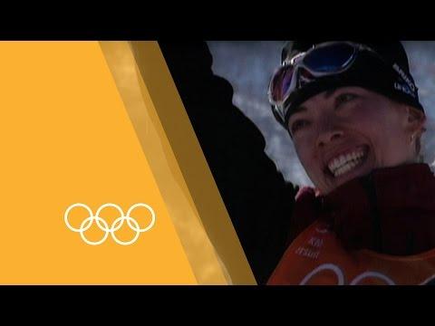 """Beckie Scott - """"A little bit magical""""   Words of Olympians"""