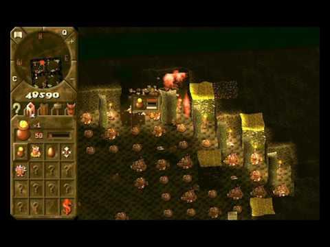 Dungeon Keeper One (1) Gold Multiplayer (Online) Windows 95 Version
