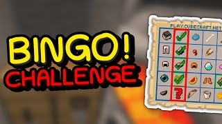 DRUGA KOLUMNA CHALLENGE! | Minecraft: Bingo! [#4]