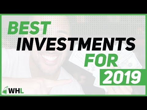 The ABSOLUTE Best Investments [for 2019 and beyond]