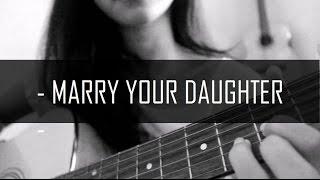 Repeat youtube video Marry your daughter- Brian McKnight [ guitar cover - rizkalianda ]
