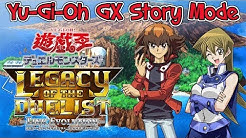Yu-Gi-Oh Legacy of the Duelist: Link Evolution - Chilling out With the Crew (GX STREAM)