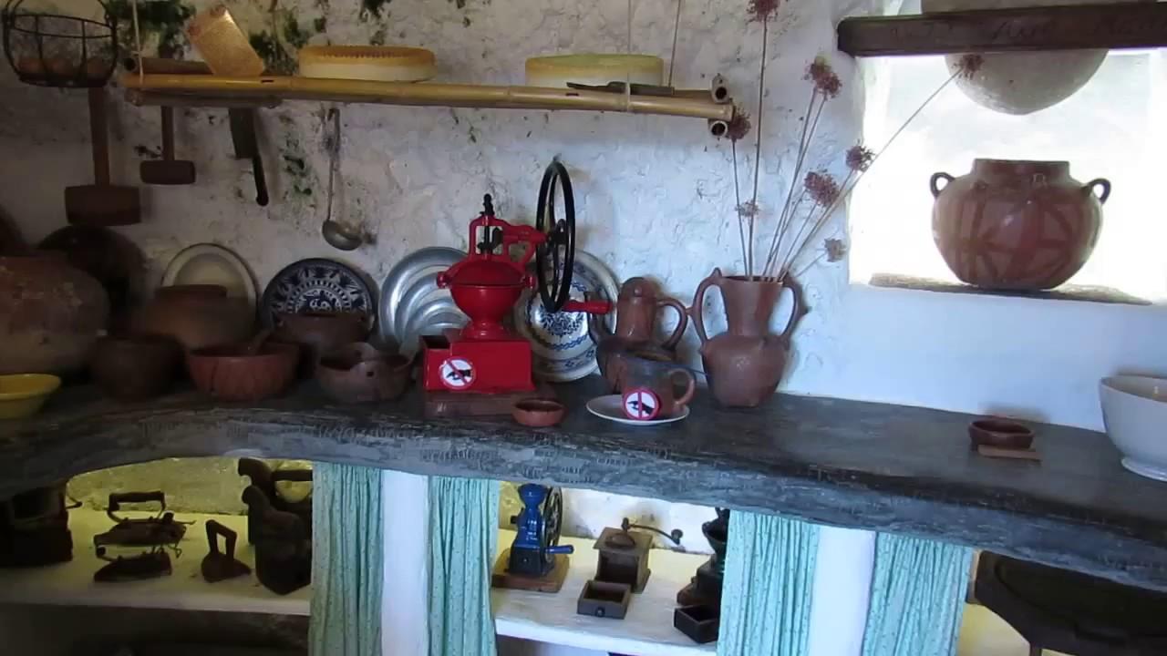 Cocina canaria antigua - YouTube