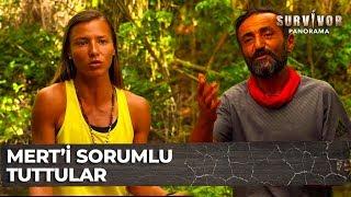 Mağlubiyetin Sebebi Mert Mi? | Survivor Panorama 75.Bölüm