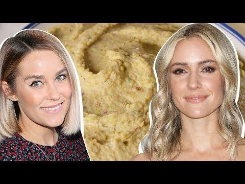 Lauren Conrad Vs. Kristin Cavallari: Whose Hummus Is Better?