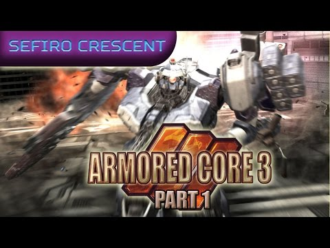 Let's Play Playstation 2: Armored Core 3 (Part 1)