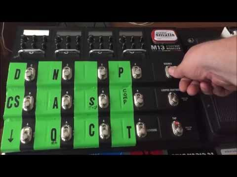 Line 6 M13 - Product Review (Talking Only)