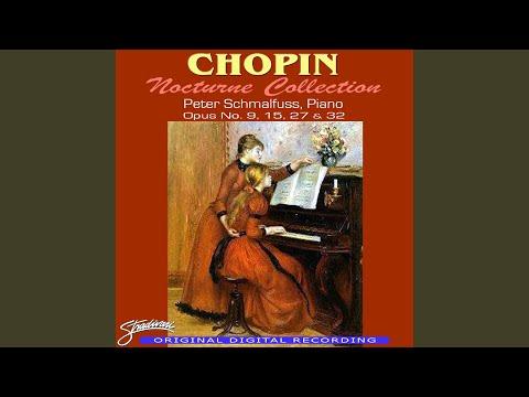 Nocturne No. 2 In E Flat Major, Op. 9