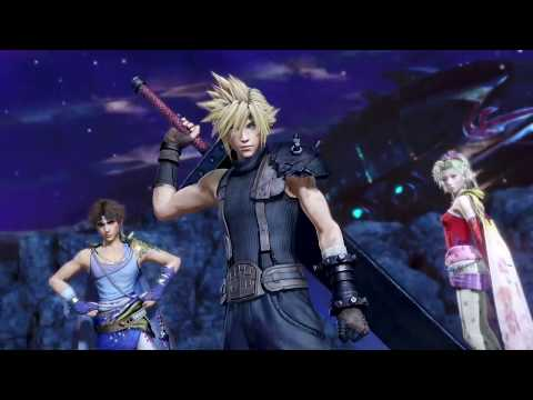 DFF NT Closed Beta Day 3 - Cloud (6/8, Road to Platinum E)