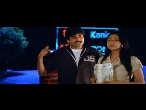 Love Scene Of The Day  | Kushi Telugu Movie | Pawan Kalyan | Bhoomika | Best Love Scenes #2
