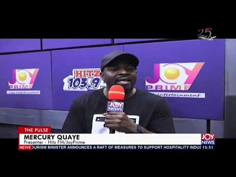 MGL anchors and reporters thank health workers - The Pulse on Joy News ( 1-5-20)