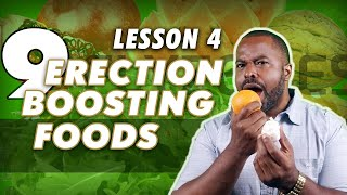 9 Erections Boosting Foods | Increase Blood Flow To Penis Naturally