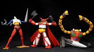 スーパーミニプラ  真(チェンジ!!)ゲッターロボ Vol 1 Super Minipla Shin (Change !!) Getter Robot Vol 1