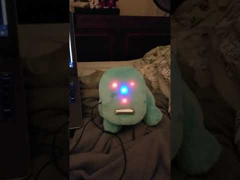 IDog Plush Speaker Testing W Kpop