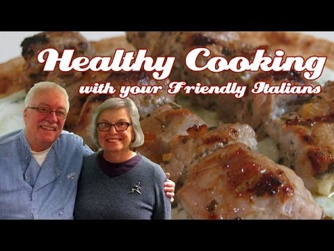 Flavors of Southern Greece .::. Healthy Cooking with your Friendly Italians #30