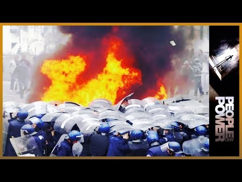 People & Power - Algeria: The revolution that never was