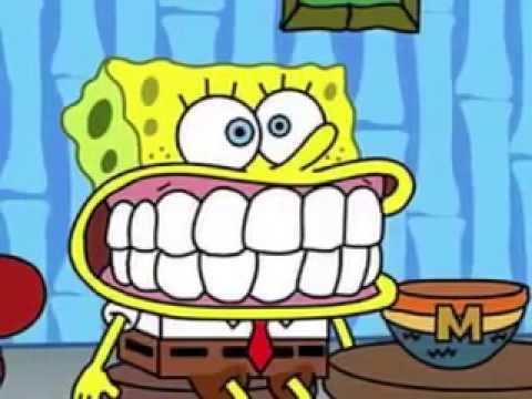 SpongeBob squarepants theme song reversed - YouTube