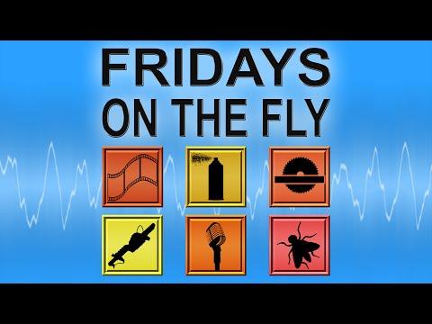 Fridays on the Fly - It's Vanity Not History e18