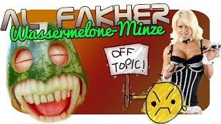 AL FAKHER WASSERMELONE MINZE - Bester Wassermelone Minz Tabak? [Offtopic]
