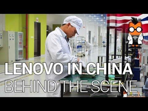 Inside Lenovo - HQ & Factory Tour