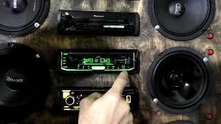 USB Автомагнитола JVC KD X135 обзор, настройки, подключение Android