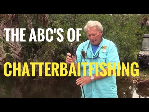 The ABC's Of Chatterbait Fishing For Big Bass